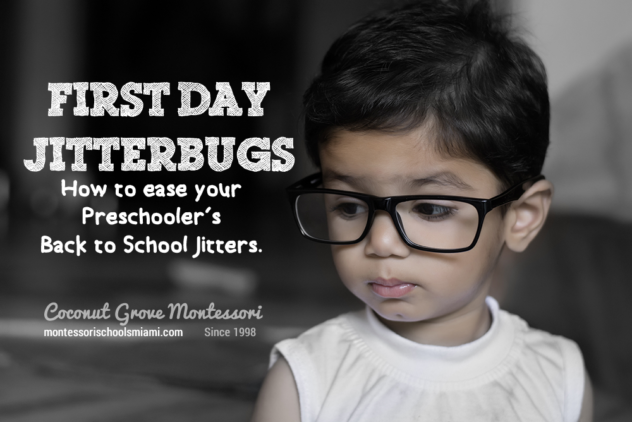Back to School Fears - Coconut Grove Montessori Miami